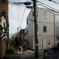 Jérémie Souteyrat, Tokyo houses, SH house by Hiroshi Nakamura, ©Jérémie Souteyrat assisted by Bruno Bellec, FF2011
