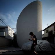 Jérémie Souteyrat, Tokyo houses, YY House by AH Architects, ©Jérémie Souteyrat, FF2011