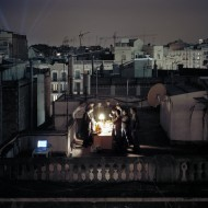 Markus Henttonen, Night Time Stories, Rooftop Party, FF2011