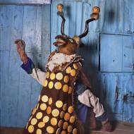 Phyllis Galembo, Maske, Ringo (Big Deer) Masquerade, Kroo Bay, Sierra Leone, 2008, FF2011