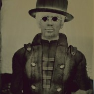 Susan E. Evans, NATIVES: ambrotypes from the digital frontier, Dekka Raymaker, FF2011