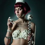 The University of the Arts, Gretchen Lovrinov, The Royal Sugars, Icing Queen, FF2011
