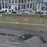 Uniwersytet Artystyczny w Poznaniu, Magda Galas, Google Street View, amsterd 60x146