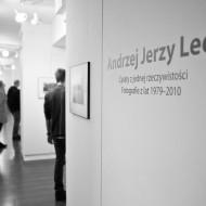 084 Andrzej J. Lech, Cytaty z jednej rzeczywistości. Fotografie 1979-2010 – fot. Joanna Świderska @ PhotoMafia.pl