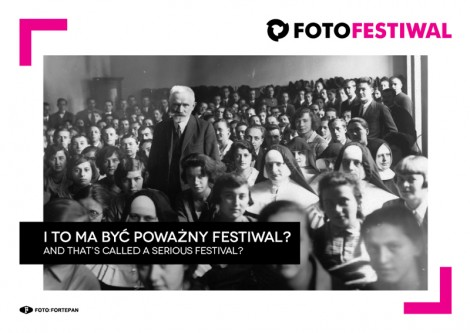 I to ma być poważny festiwal? / And that's called a serious festival?