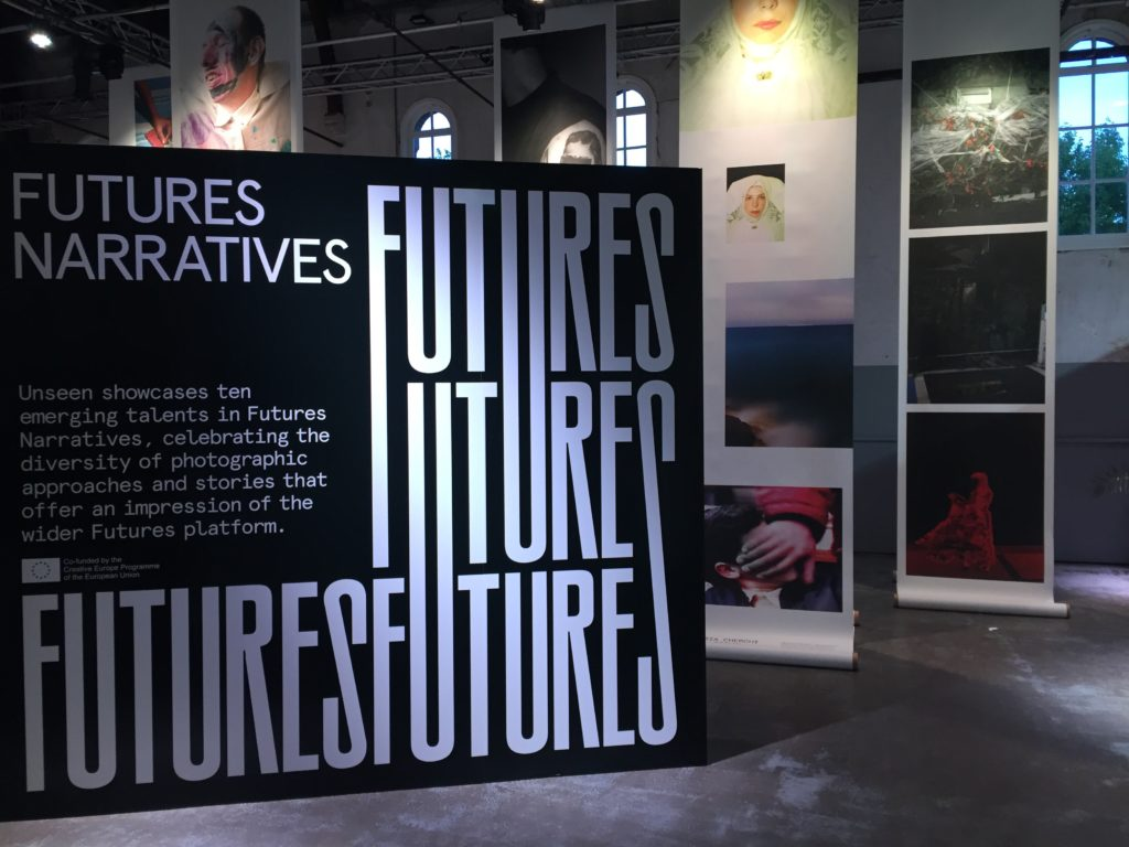 Futures exhibition Unseen_Fotofestiwal