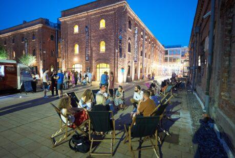 Zamknięcie Fotofestiwalu: spotkanie z Kacprem Zaorskim (fotografia i street art), koncert Łukasza z Bałut oraz chill, grill i gry