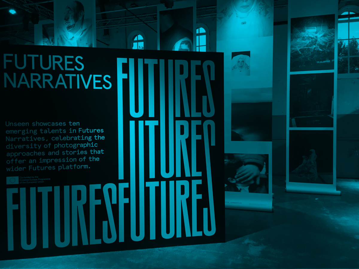 Futures exhibition at Unseen_Fotofestiwal_AgataZubrzycka
